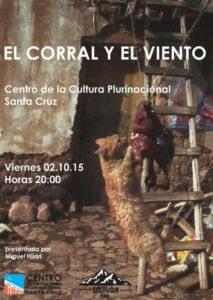 El Corral y el Viento